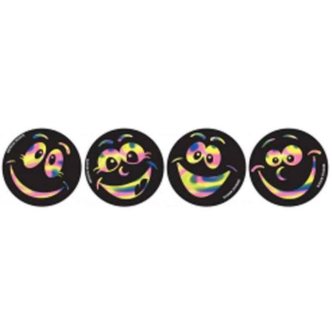 #301 Smiley Face Stickers Multipack