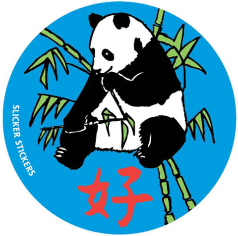 #841 Chinese Panda Stickers