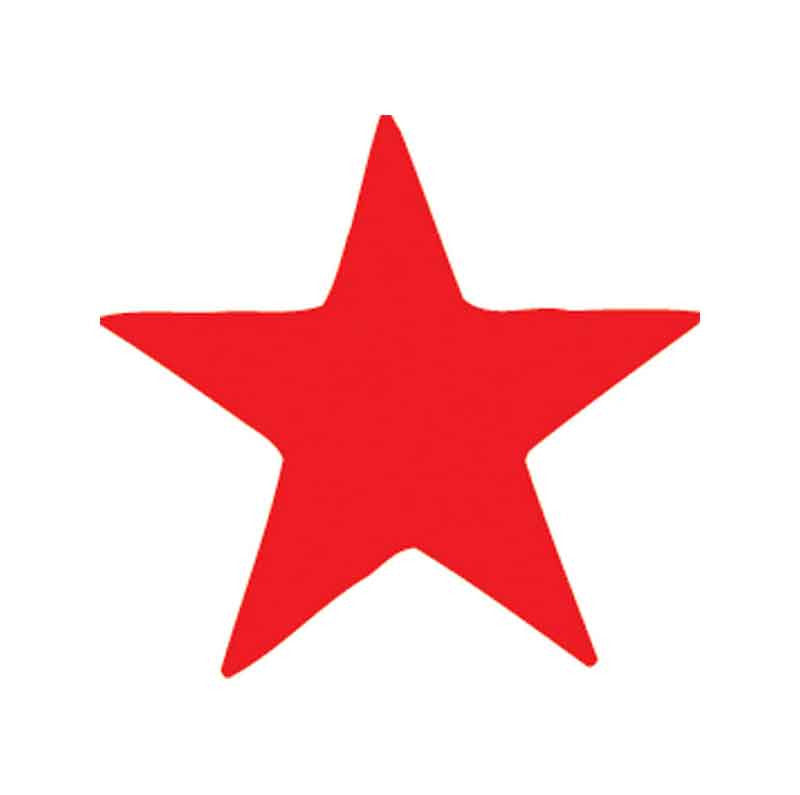 11309 Red Star XStamper