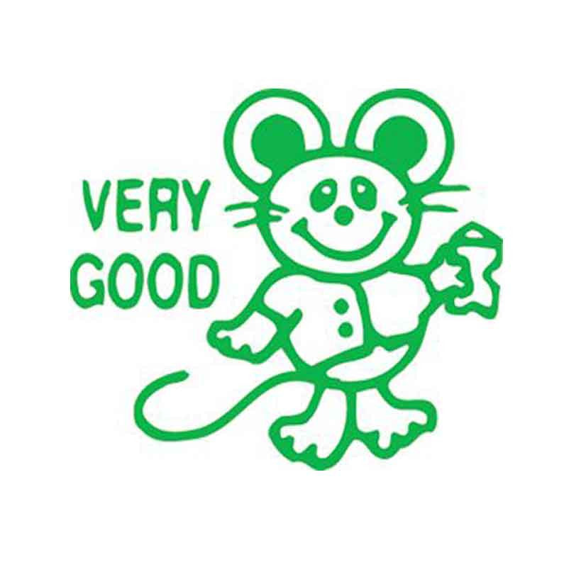 11402 Very Good Mouse XStamper