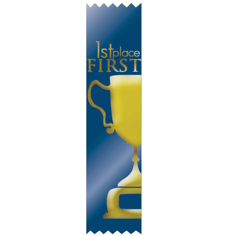 SR46 1st Place Satin Ribbon