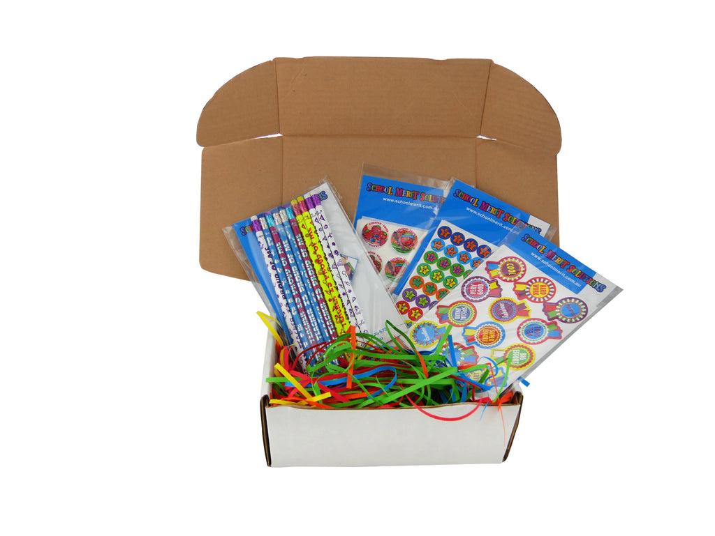 Primary Achievers Mystery Box (ages 6-12)