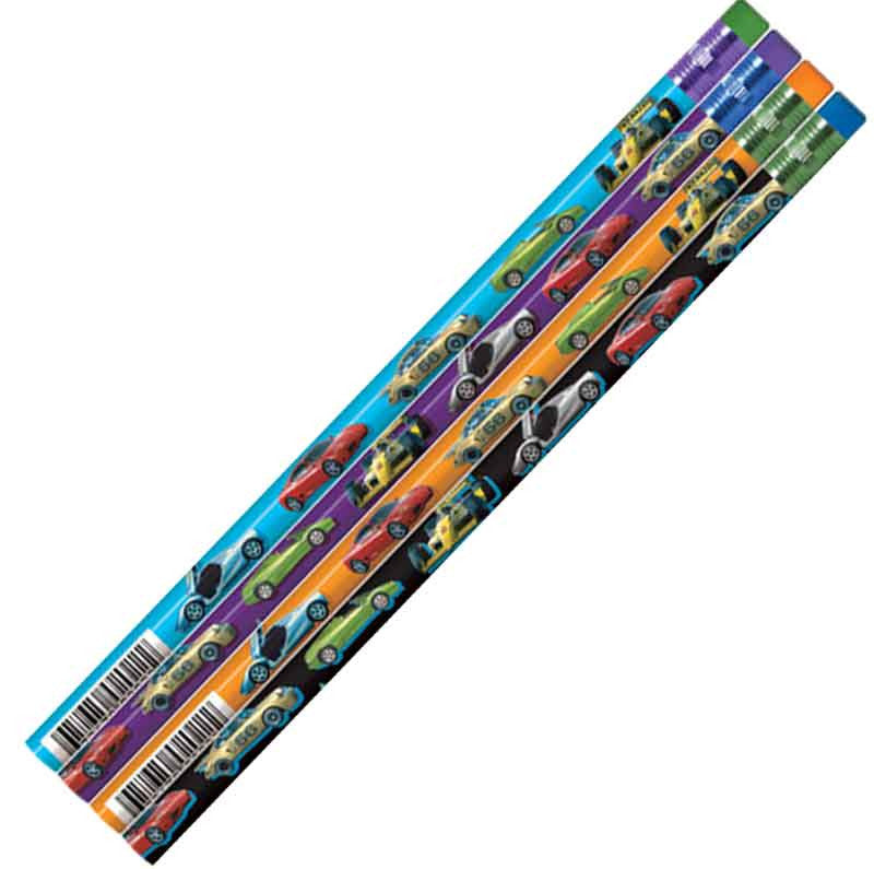 #P202 / #P203 Racing Car Lead Pencils