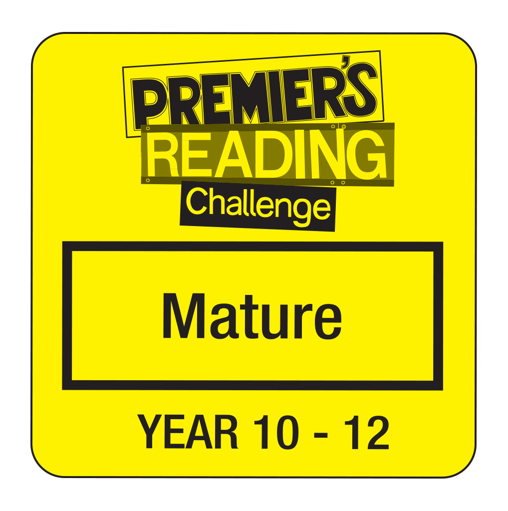 Y10-12 Premier's Reading Challenge - Year 10 to Year 12 Mature
