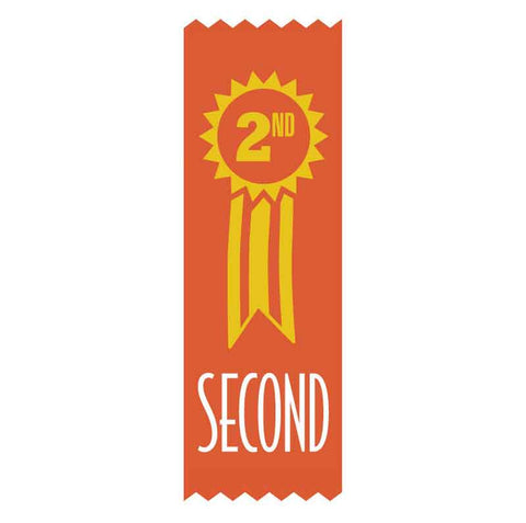 #SR28 / #S28 2nd Place Vinyl Ribbons
