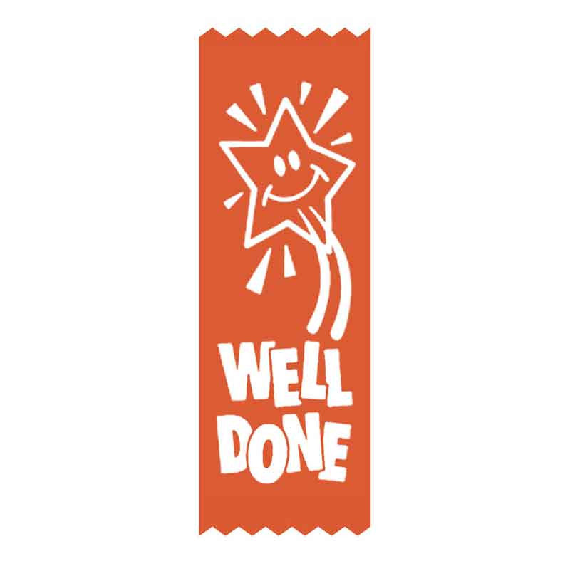 SR31 Well Done Vinyl Ribbon