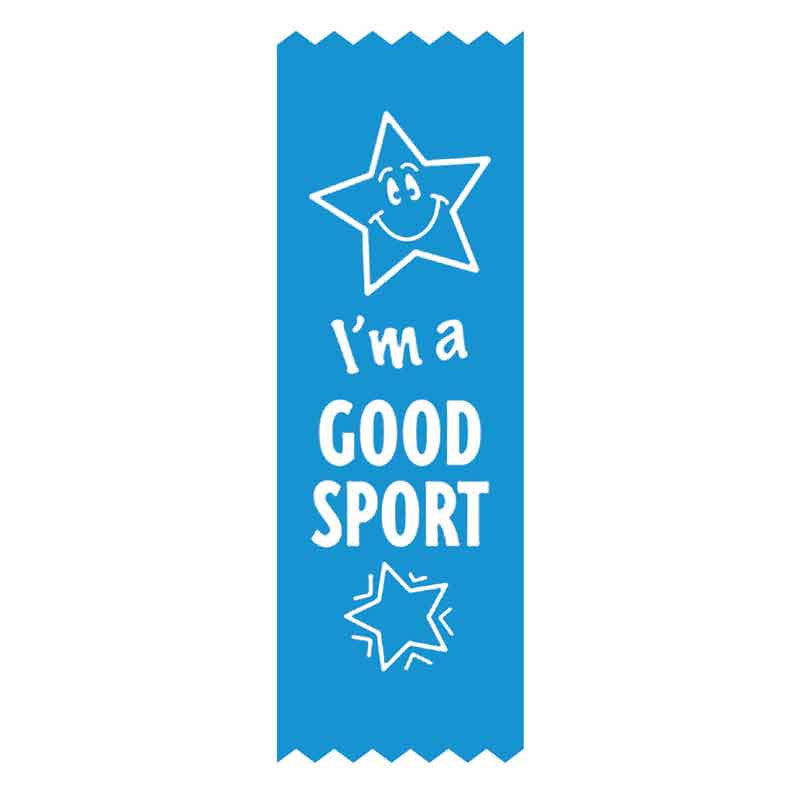 SR32 I'm a Good Sport Vinyl Ribbons