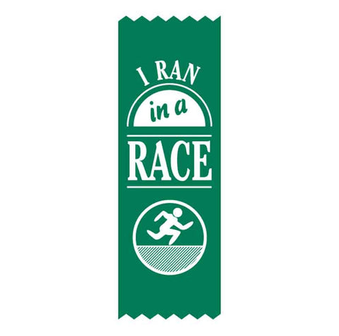 #SR6 / #S6 I Ran in a Race Vinyl Ribbons