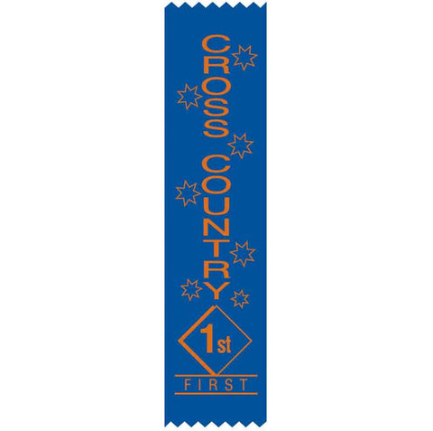 #SR15 / #S15 1st Place Cross Country Satin Ribbons