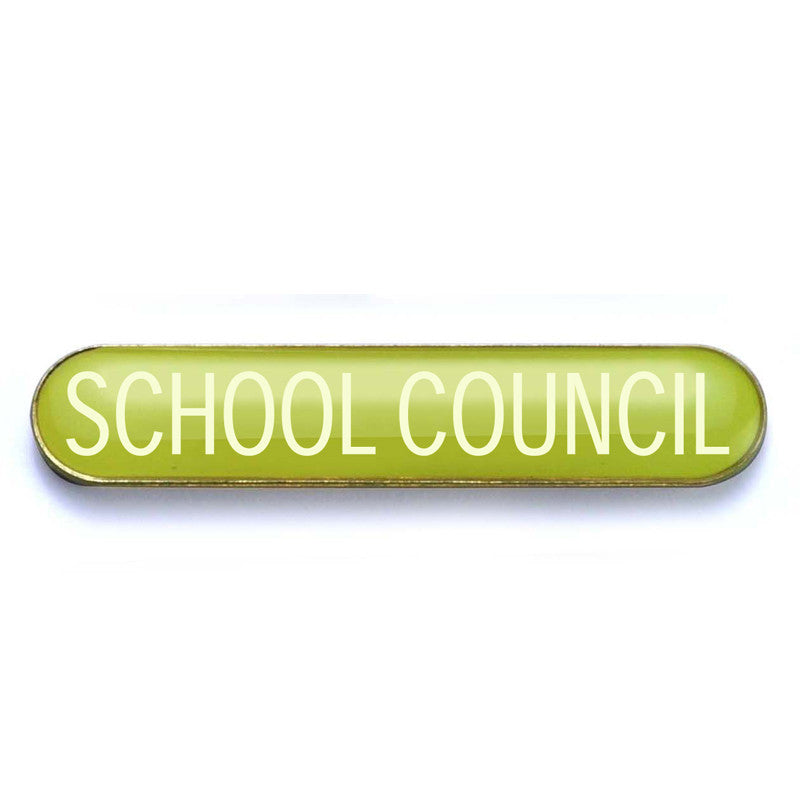 #E59 School Council Enamel Badges - pack of 5