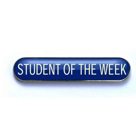 #E49 Student of the Week Enamel Badges - pack of 5