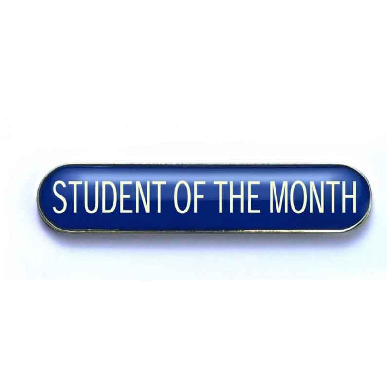 #E53 Student of the Month Enamel Badges - pack of 5