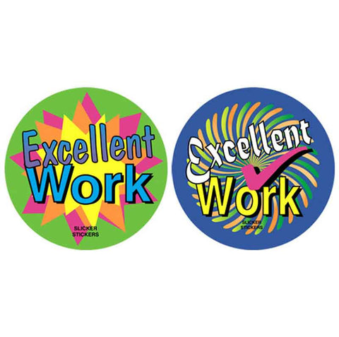 #356 Excellent Work Stickers Multipack