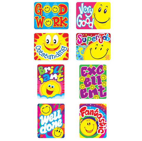 #365 Sunshine Stickers Multipack