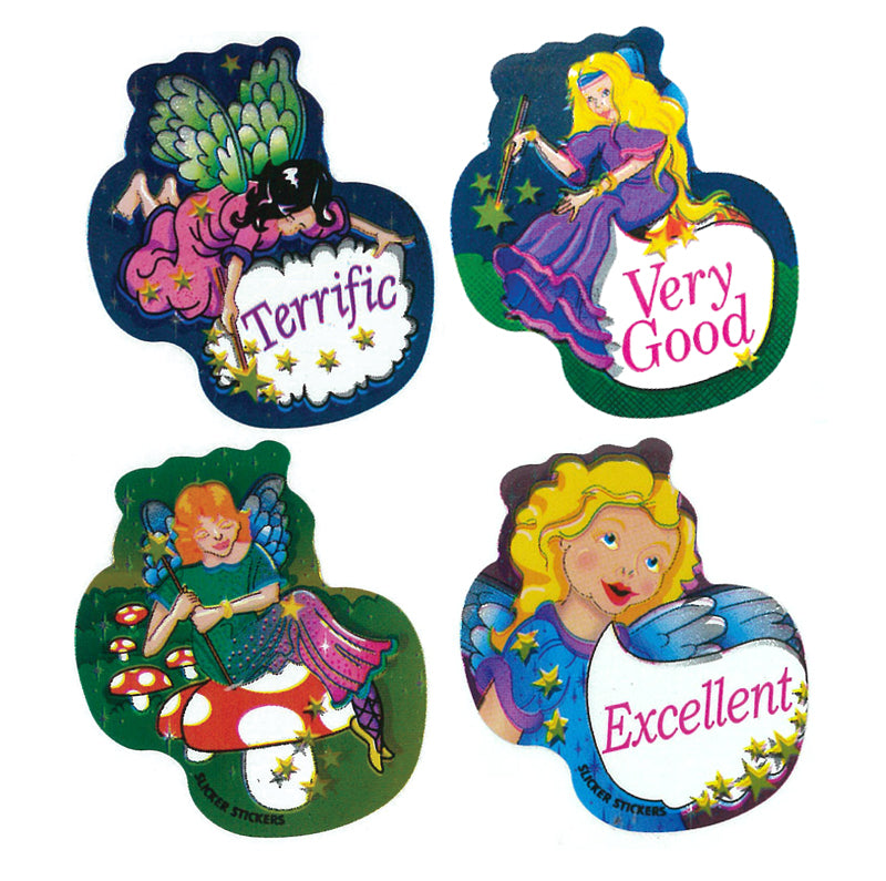 #722 Fairies Stickers Multipack