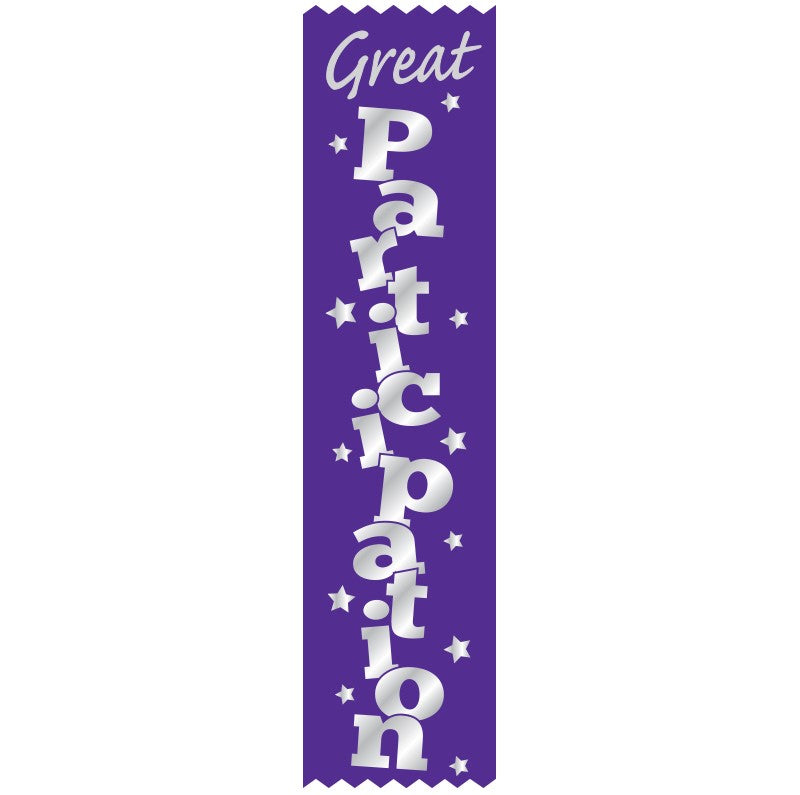 SR24 Great Participation Satin Ribbon