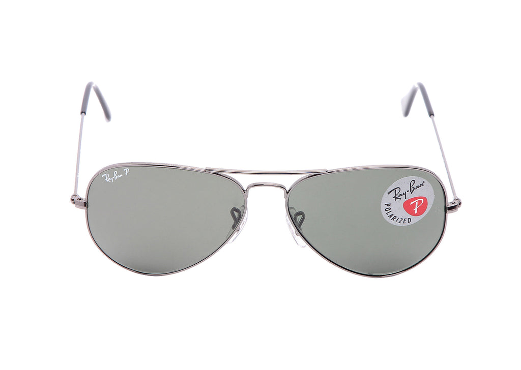 08fa21d3a6 Ray Ban Aviator Gun Metal RB3025-004-58