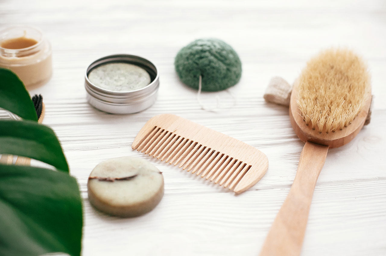 vegan eco hair products