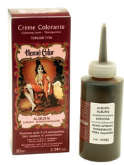 HENNE Henna Cream Hair Dye 90ml - UK