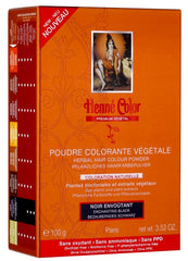 Henne Colour Paris Premium Vegetal Henna Hair Powder 100g