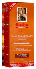 Henne Color Premium Vegetal Henna Hair Cream 100ml