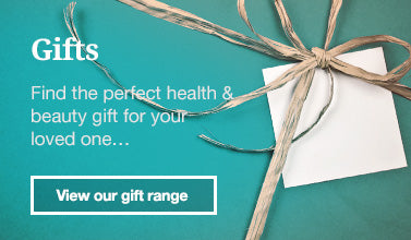 Gifts – Find the perfect health & beauty gift for your loved one…