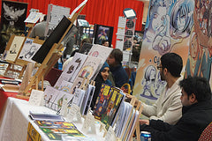 Artists, Sunderland Comicon