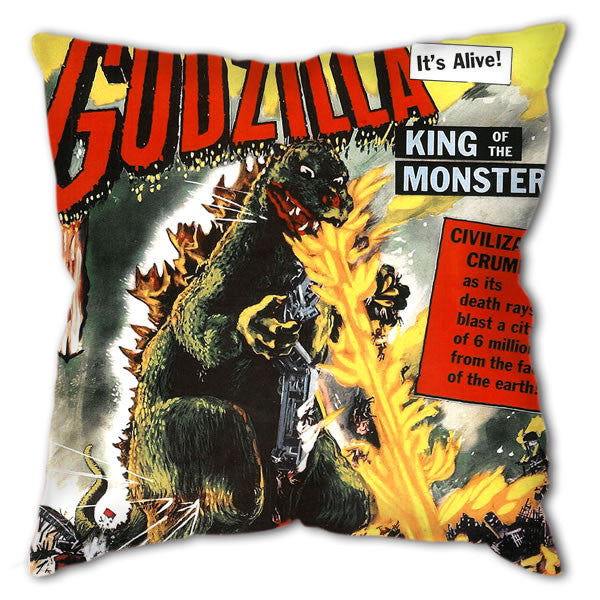 "Cushion - Cult Movies ""Godzilla"""