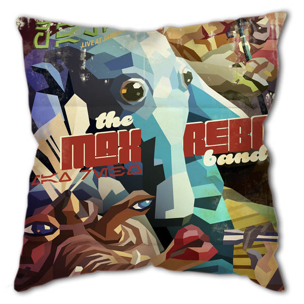 Cushion - Liam Brazier's Max Rebo Band