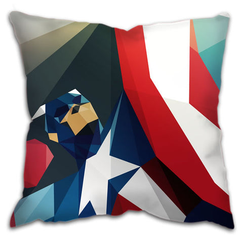 Cushion - Liam Brazier 'Captain America'