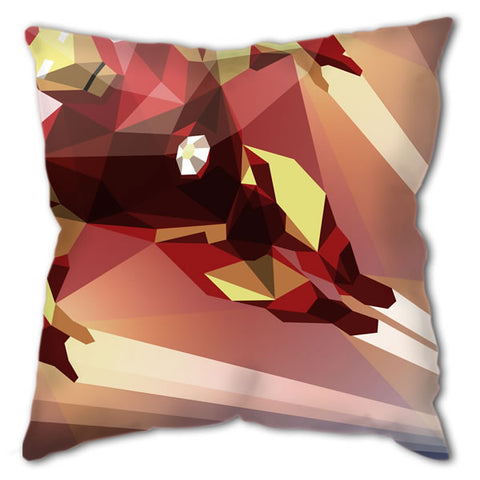 Cushion - Liam Brazier Man Made 'Ironman'