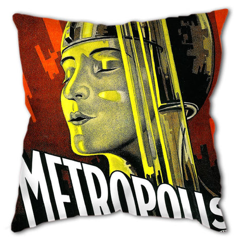 "Cushion - Cult Movies ""Metropolis"""