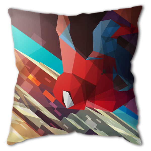 Cushion - Liam Brazier Hang Man 'Spiderman'