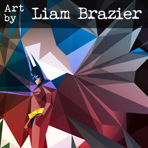 Liam Brazier designs in stock - including exclusives
