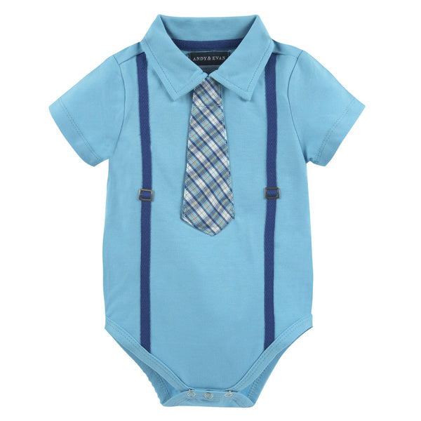 Infant Polo Aqua - Shopify