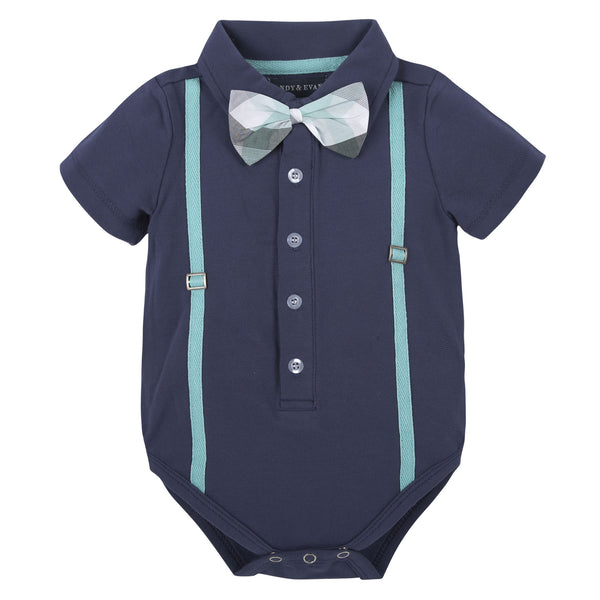 Infant Polo Navy - Shopify