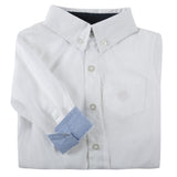 White Oxford Shirt - Shopify