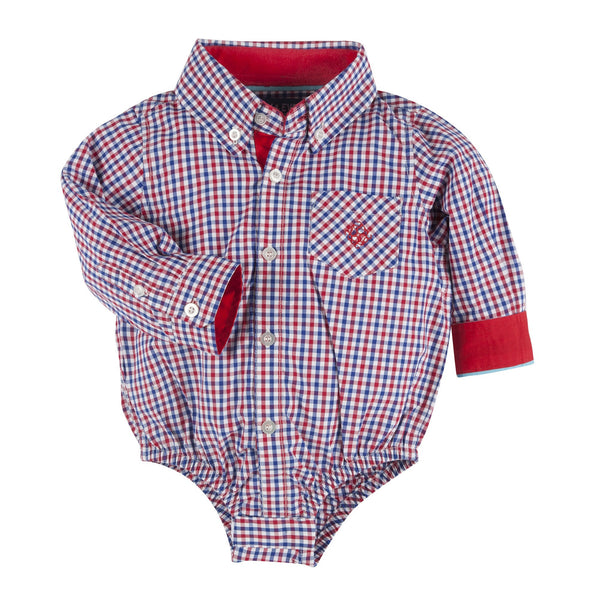 Lord of the Gings: Gingham Shirtzie™/Shirt - Shopify