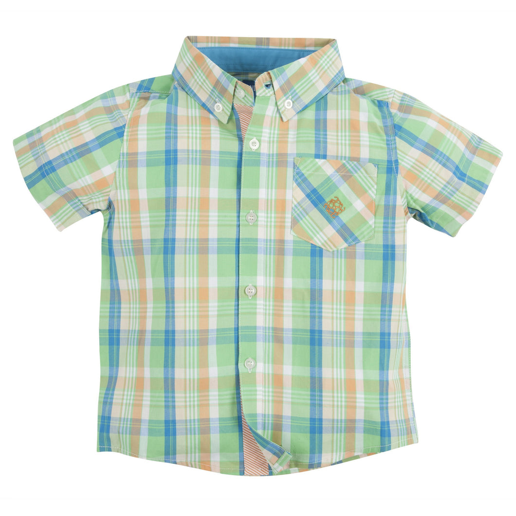 Nothing Else Madras:  Shirtzie™/Shirt