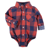 Red Buffalo Check Shirt - Shopify