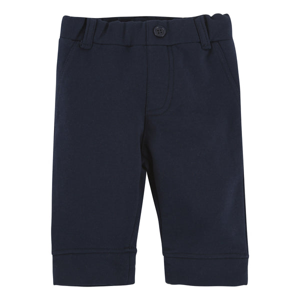 Navy Soft Pants - Shopify