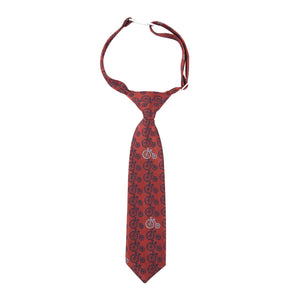 Red Bicycle Tie