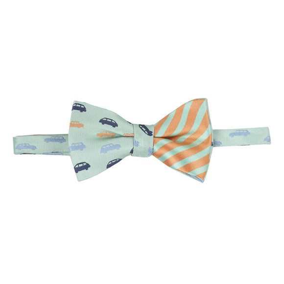 Car Bow Tie Mint