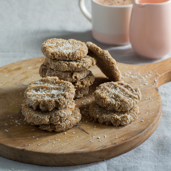 Little Bird Oat Coconut Cookies