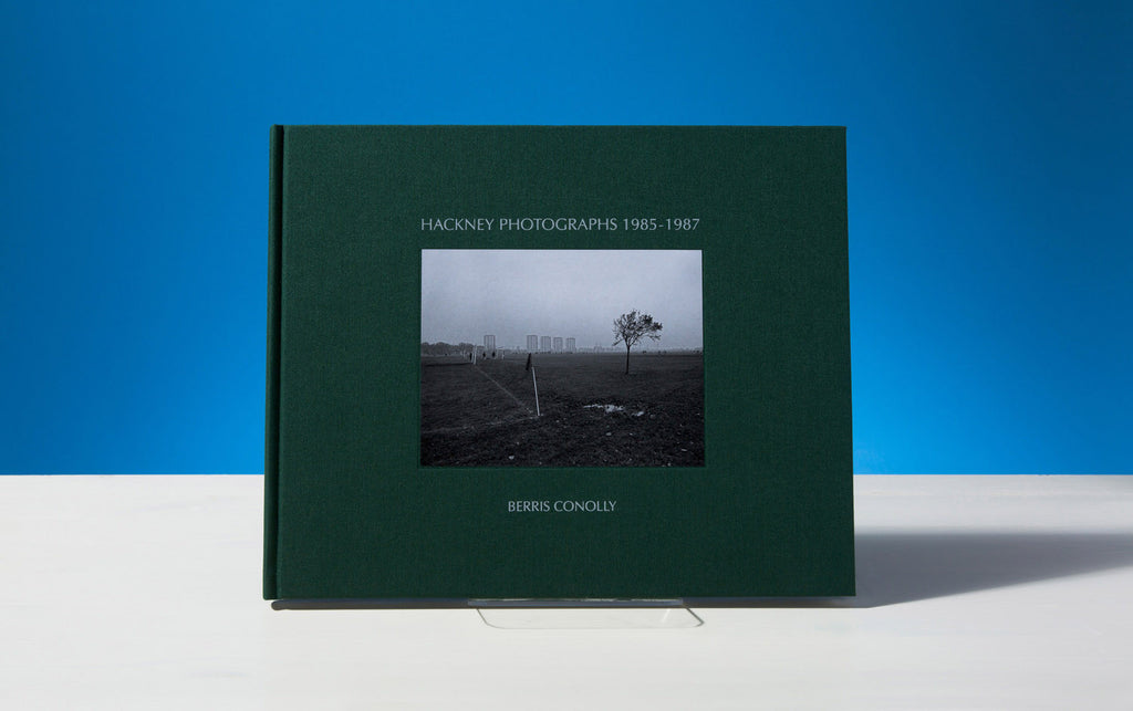 Hackney Photographs 1985-1987 by Berris Conolly SIGNED COPY
