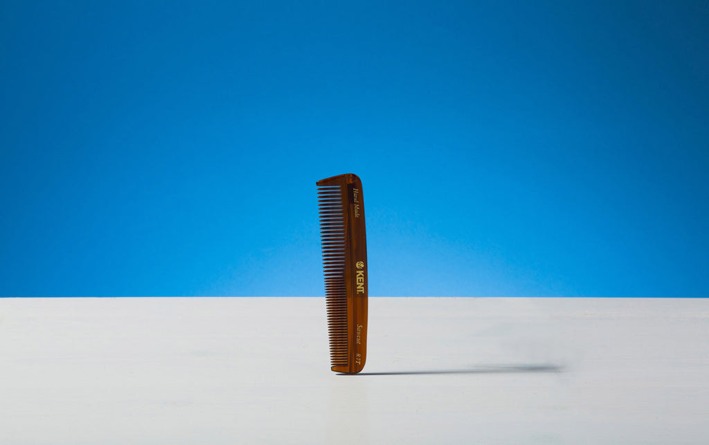 Handmade Pocket Comb Course/Fine tooth