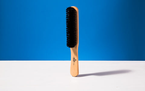 Clothes care brush