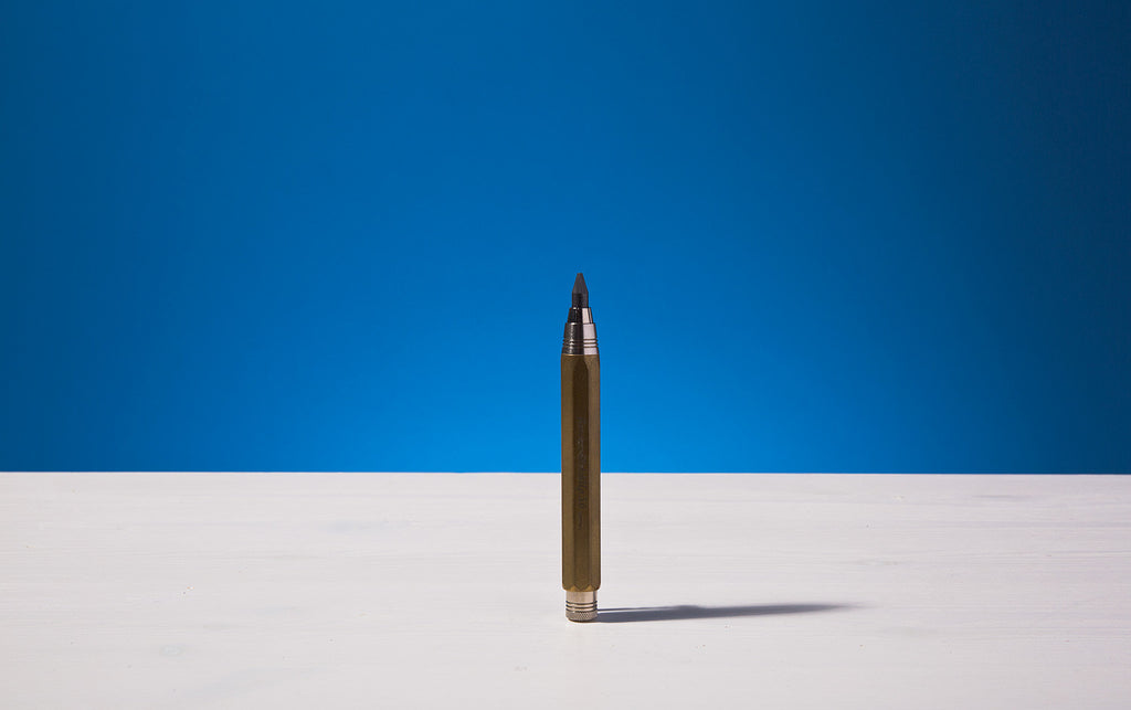 Clutch Pencil 5.6mm Brass Kaweco Sports pocket Sketch up
