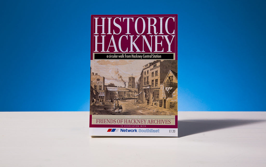 Historic Hackney, a circular walk from Hackney Central Station