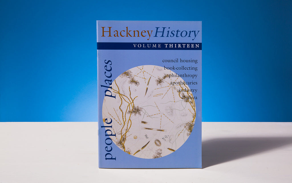 Hackney History, Volume Thirteen